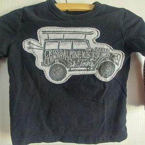 Toodler Boys Baby Gap Long Sleeve Tshirt